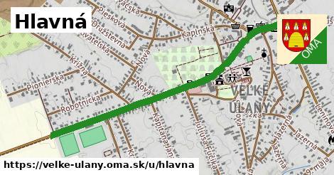 ilustrácia k Hlavná, Veľké Úľany - 1,21km