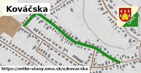 ilustrácia k Kováčska, Veľké Úľany - 620m
