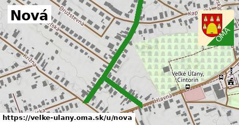 ilustrácia k Nová, Veľké Úľany - 405m