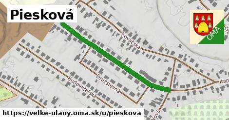 ilustrácia k Piesková, Veľké Úľany - 426m