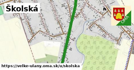 ilustrácia k Školská, Veľké Úľany - 1,45km