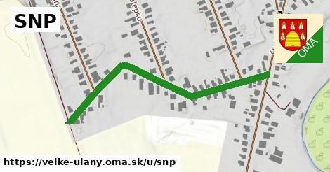 ilustrácia k SNP, Veľké Úľany - 537m