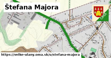 ilustrácia k Štefana Majora, Veľké Úľany - 1,53km