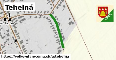 ilustrácia k Tehelná, Veľké Úľany - 244m