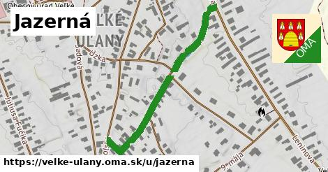 ilustrácia k Jazerná, Veľké Úľany - 434m
