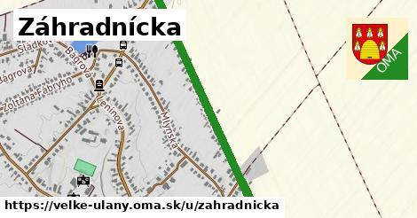 ilustrácia k Záhradnícka, Veľké Úľany - 0,93km
