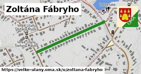 ilustrácia k Zoltána Fábryho, Veľké Úľany - 411m