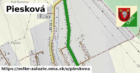 ilustrácia k Piesková, Veľké Zálužie - 0,84km