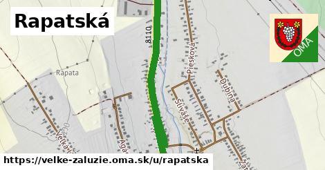 ilustrácia k Rapatská, Veľké Zálužie - 1,52km