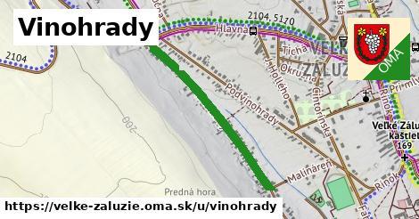 ilustrácia k Vinohrady, Veľké Zálužie - 0,71km