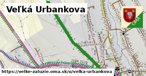 ilustrácia k Veľká Urbánkova, Veľké Zálužie - 0,91km