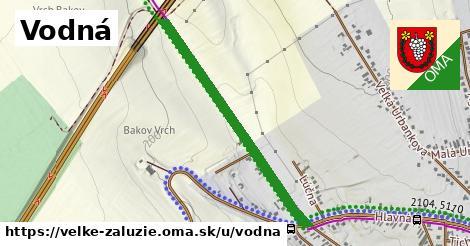 ilustrácia k Vodná, Veľké Zálužie - 0,80km
