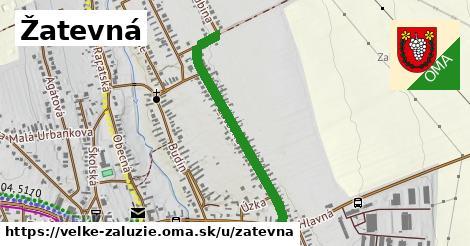 ilustrácia k Žatevná, Veľké Zálužie - 0,72km