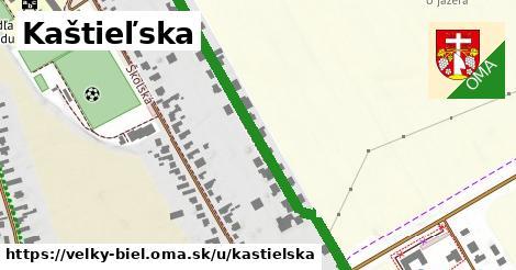 ilustrácia k Kaštieľska, Veľký Biel - 493m