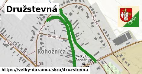 ilustrácia k Družstevná, Veľký Ďur - 0,72km