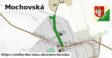 ilustrácia k Mochovská, Veľký Ďur - 521m