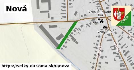 ilustračný obrázok k Nová, Veľký Ďur