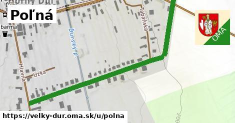ilustrácia k Poľná, Veľký Ďur - 0,72km