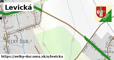 ilustrácia k Levická, Veľký Ďur - 1,88km