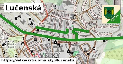 ilustrácia k Lučenská, Veľký Krtíš - 2,1km