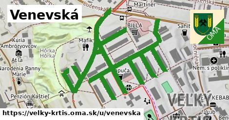 ilustrácia k Venevská, Veľký Krtíš - 1,50km