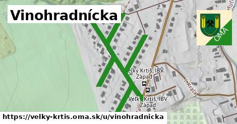 ilustrácia k Vinohradnícka, Veľký Krtíš - 0,80km