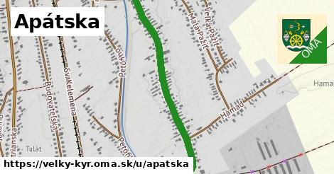 ilustrácia k Apátska, Veľký Kýr - 0,89km
