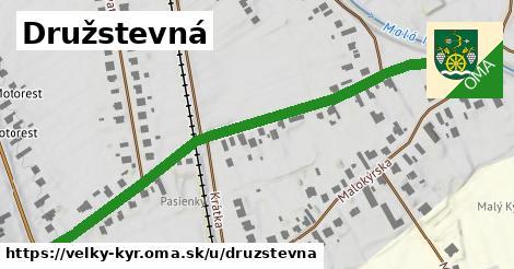 ilustrácia k Družstevná, Veľký Kýr - 0,73km