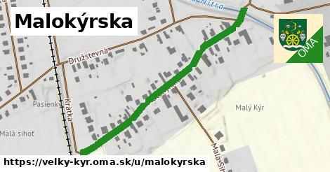 ilustrácia k Malokýrska, Veľký Kýr - 0,73km
