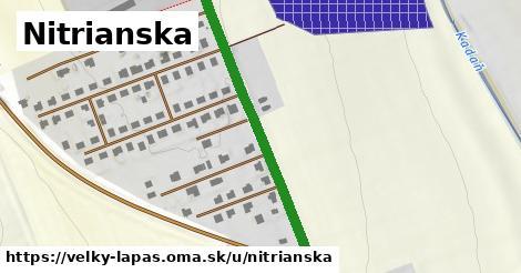 ilustrácia k Nitrianska, Veľký Lapáš - 432m