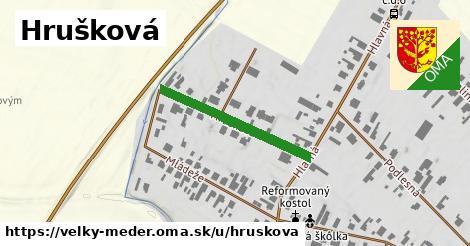 ilustrácia k Hrušková, Veľký Meder - 286m
