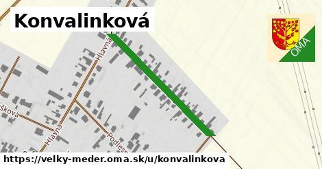 ilustrácia k Konvalinková, Veľký Meder - 333m