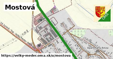 ilustrácia k Mostová, Veľký Meder - 1,36km