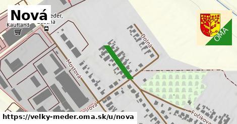 ilustrácia k Nová, Veľký Meder - 131m