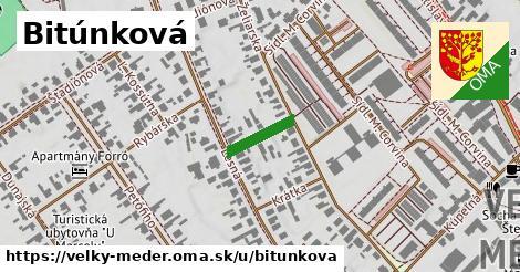 ilustrácia k Bitúnková, Veľký Meder - 108m
