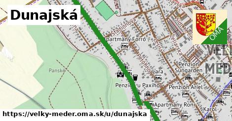 ilustrácia k Dunajská, Veľký Meder - 1,26km
