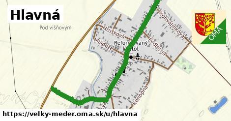 ilustrácia k Hlavná, Veľký Meder - 1,65km