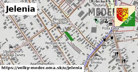 ilustrácia k Jelenia, Veľký Meder - 60m