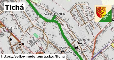 ilustrácia k Tichá, Veľký Meder - 1,31km