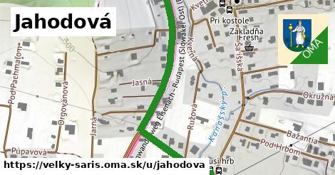 ilustrácia k Jahodová, Veľký Šariš - 0,75km