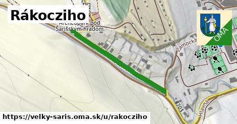 ilustrácia k Rákocziho, Veľký Šariš - 352m