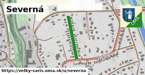 ilustrácia k Severná, Veľký Šariš - 243m
