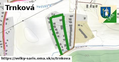 ilustrácia k Trnková, Veľký Šariš - 164m