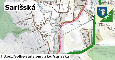 ilustrácia k Šarišská, Veľký Šariš - 3,8km