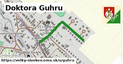 ilustrácia k Doktora Guhru, Veľký Slavkov - 360m