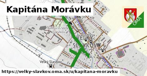 ilustrácia k Kapitána Morávku, Veľký Slavkov - 0,90km