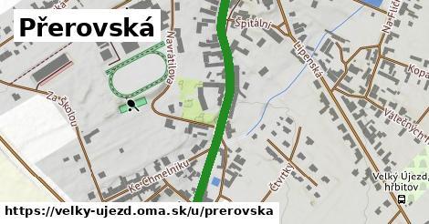 ilustrácia k Přerovská, Velký Újezd - 602m