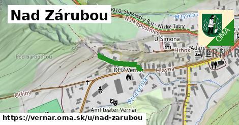 ilustrácia k Nad Zárubou, Vernár - 148m