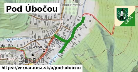 ilustrácia k Pod Úbočou, Vernár - 316m