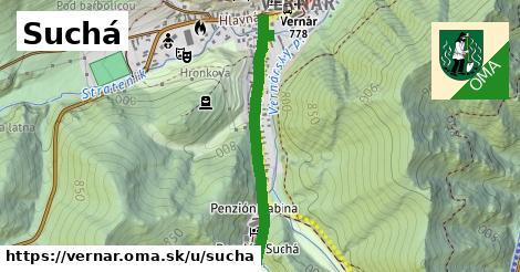ilustrácia k Suchá, Vernár - 0,76km